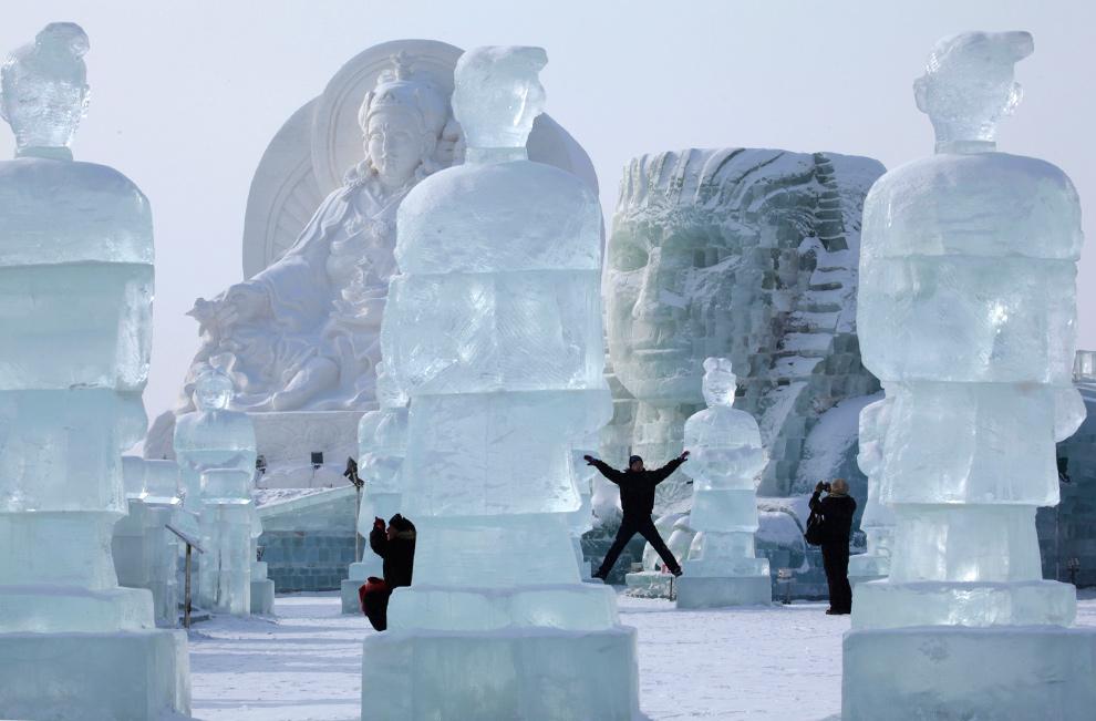 Festival del ghiaccio e della neve di Harbin