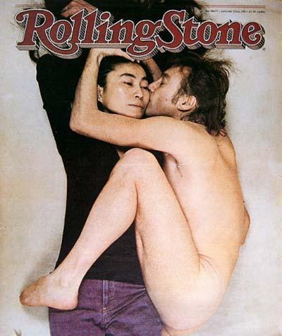 yoko ono rolling stone